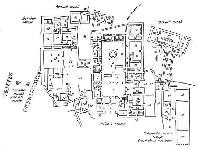 Между 1300—1200 гг. на